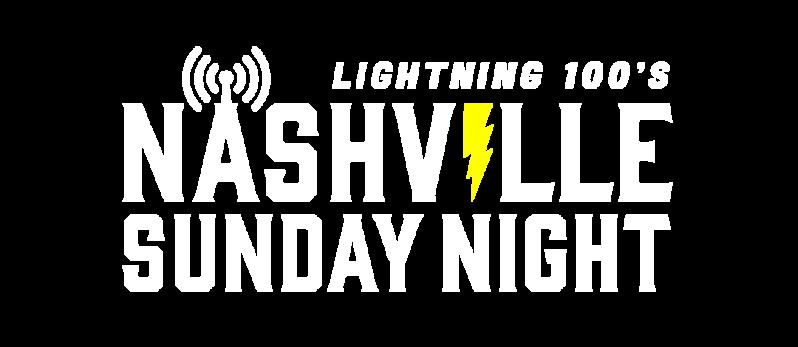 Lightning100's Nashville Sunday Night